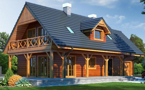 Czy warto wybudować drewniany dom?