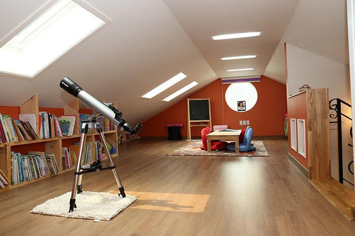 Sposoby zagospodarowania poddasza w domach parterowych