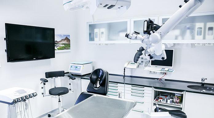 Gabinet stomatologiczny - jak zaprojektować aby był wygodny i funkcjonalny?