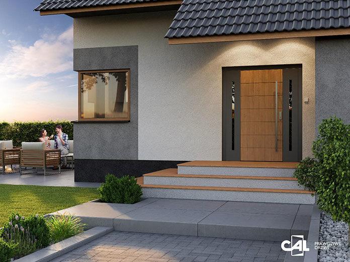 Montaż drzwi zewnętrznych – trzy najważniejsze zasady mocowania drzwi do podłoża i muru