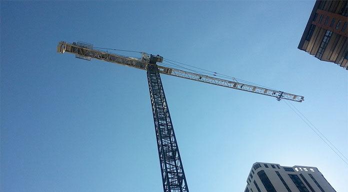 żuraw wieżowy