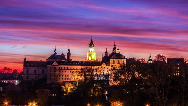 Działka w Lublinie