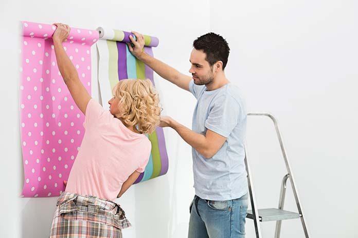 Jak wybrać wzór tapety