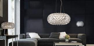 Oświetlenie glamour – funkcjonalne lampy do modnych wnętrz